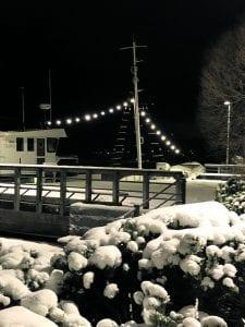 Kaunista Kallahdessa ennen vesisateita. Kuva: Katja Karjalainen