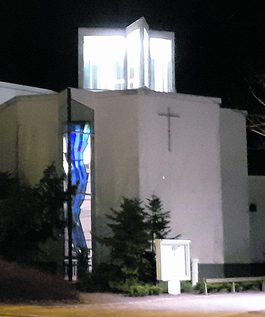 Meri-Rastilan kappeli