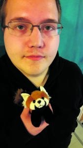 Jesse Hyttinen asuu nykyisin Meri-Rastilassa.