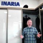 Inaria Vuosaaressa kymmenen vuotta