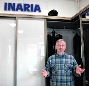 – Tyypillisesti käymme ensin kohteessa ja teemme asiakkaan kanssa alustavat suunnitelmat sekä tarkat mittaukset. Tämä takaa sen, että lopputulos on juuri sellainen kuin haluttiin, Margo Kangasniemi Inaria Studio Itä-Helsingistä kertoo.