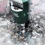 Roskat roskikseen
