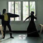 Aalto-yliopiston taideopiskelijoiden kurssi keskittyi Vuosaareen
