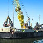 Veneilijöiden syytä varoa ruoppaus- ja työkoneita