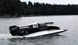 Kimi Eskelinen on kisannut tänä vuonna ensimmäisen kerran Formula 4 -luokassa.