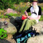 Ihan tavallinen vuosaarelainen: Juhani Greinertin suosikkipaikka lähiössä on Vuosaarenhuippu