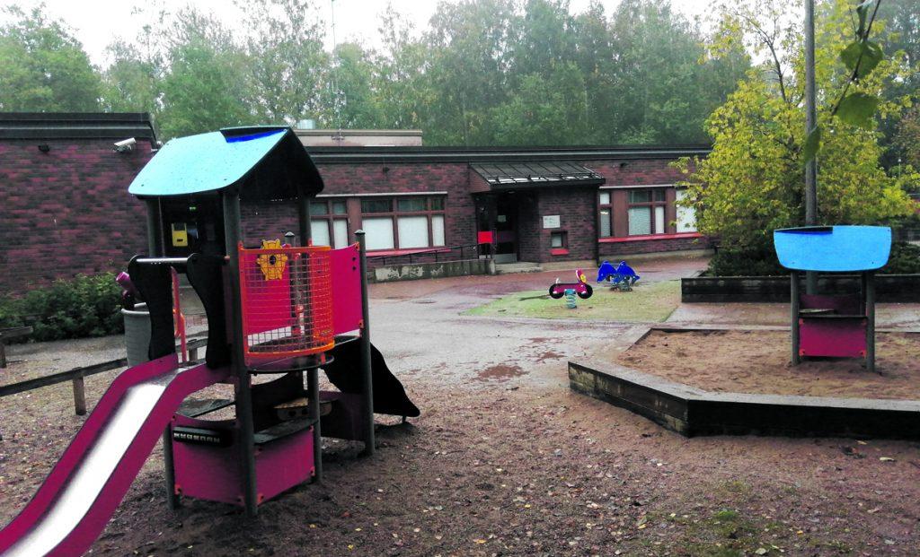 Päiväkoti Keula Rastilan Keulatiellä aloitti toimintansa 40 vuotta sitten 1.8.1981. Kuva: Eero Honkanen