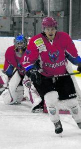 Viikingit vei sarja-avauksen 4–2.
