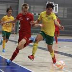 FC Viikinkien P17-pojille futsalin SM-hopeaa