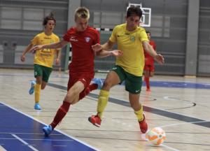Välierässä FC Viikingit voitti HauPa:n 19–5 (9–2).