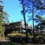 Aurinkosähkövoimala Hotel Rantapuistoon