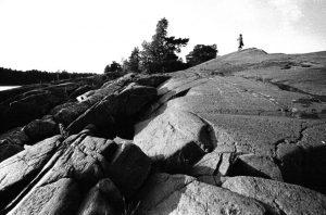 Skatanniemi syyskuussa. Kuva: Antti Hyvärinen