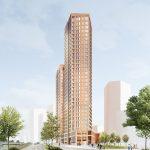 33-kerroksisen pilvenpiirtäjän rakentaminen alkamassa